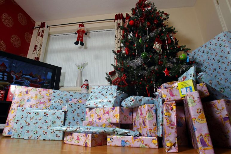Christmastree-presents
