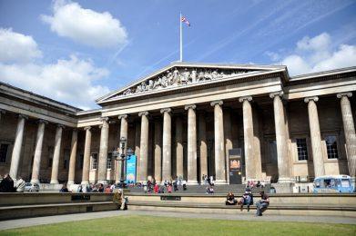 Топ 5 на шедьоврите в Британския музей