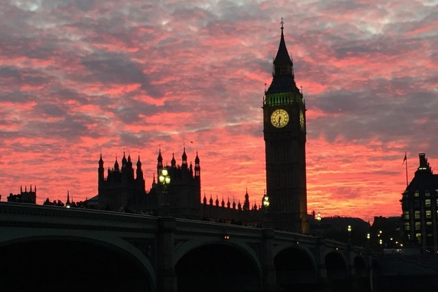 Мистичният Лондон
