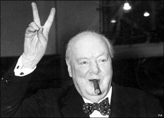 Неизвестният Уинстън Чърчил