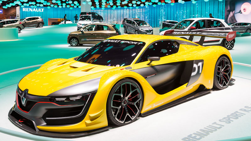 Renault Sport R.S