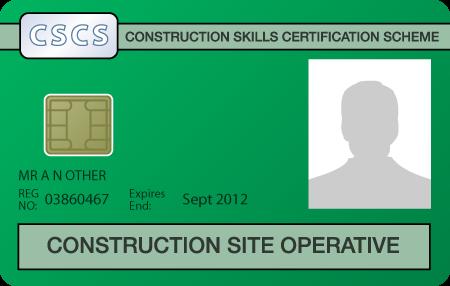 CSCS Card за строители- основни въпроси