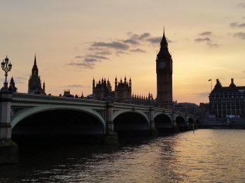 Уестминстърският мост е част от лондонските митове