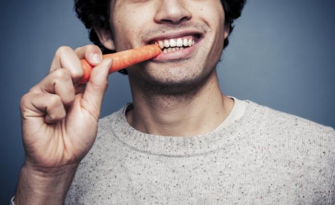 Месоядните са по-здрави от вегетарианците
