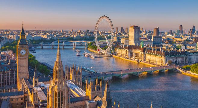 Кралските паркове в Лондон