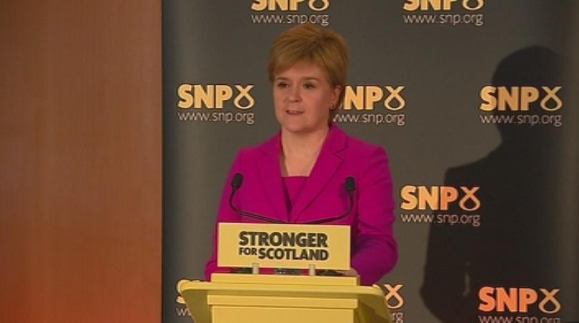 Стърджън не иска незаконен референдум за независимост на Шотландия