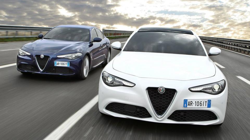 Alfa Romeo Giulia става комби