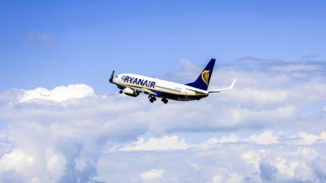 Ryanair вече пътува до 3 нови дестинации от Пловдив
