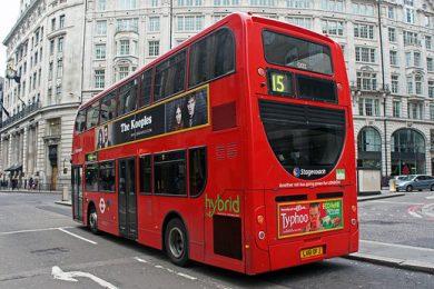 Опа-а-а …сори – история от Лондонски автобус