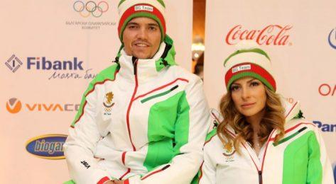 Българите в бяло и зелено на Олимпиадата в Пьончан