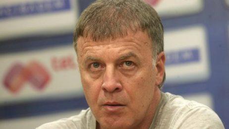 Наско Сираков през сълзи: Днес изпращам учител, а утре – ученик