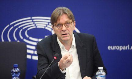 Ги Верховстад е недоволен от уреждането правата на гражданите на ЕС във Великобритания