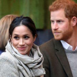 Хари и Меган си търсят мъж за бавачка