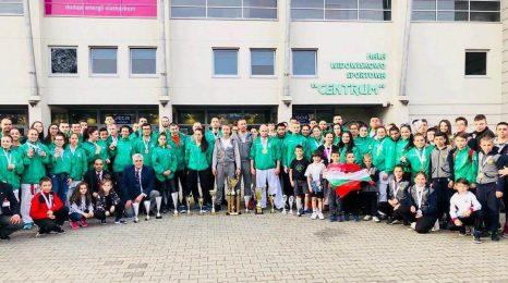 6 Златни медала за България на Европейското първенство по Шотокан Карате-До в Полша