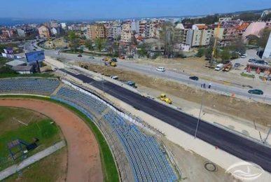 По проект за 830 хил. лв. булевард мина през стадион във Варна