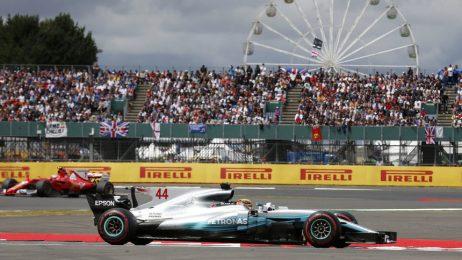 """На раздяла Формула 1 обмисля да подари на """"Силвърстоун"""" своя старт №1000"""