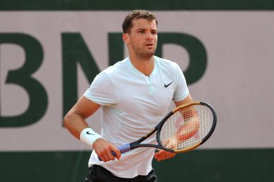 Сърбин е първият съперник на Григор Димитров в Australian Open