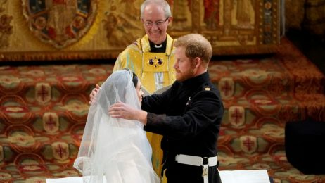 Британският принц Хари и Меган Маркъл се ожениха