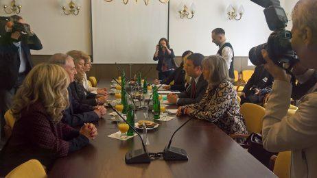 Йотова за заключителната декларация на срещата в София: Очаквах по-амбициозен документ