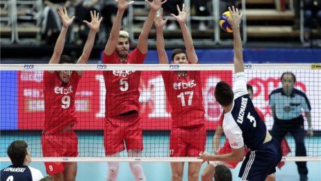 България загуби от Полша с 1-3 последната си среща в Осака