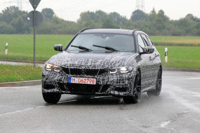 Вижте новата 3-а серия на BMW
