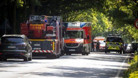 14 ранени в Германия при нападение с нож в автобус