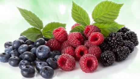 Горските плодове – малко калории, много витамини