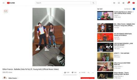 Уеб версията на YouTube вече се адаптира към различните съотношения на страните