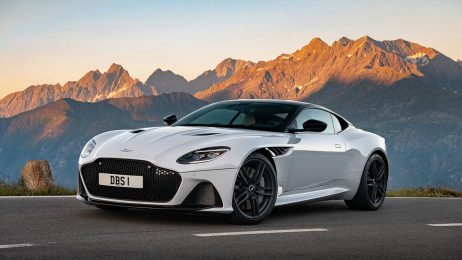 New Aston Martin DBS Superleggera 2019 review