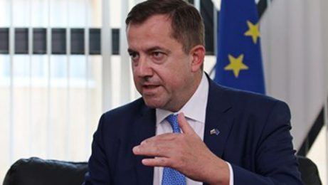 Огнян Златев: Нужно е решение за миграцията и за бюджета на ЕС преди европейските избори