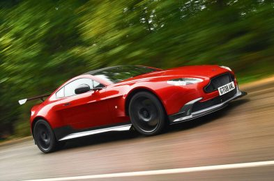 Aston Martin Vantage GT8 vs DB11 – DRAG RACE, ROLLING RACE & BRAKE TEST