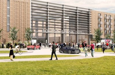 Във Великобритания строят първия в света автомобилен курорт
