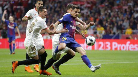 """""""Севиля"""" заплаши да бойкотира мача за Суперкупата на Испания срещу """"Барселона"""""""