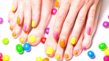 Какво казват ноктите за вашето здраве?