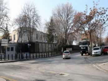 Стрелба по американското посолство в Анкара; пострадали няма