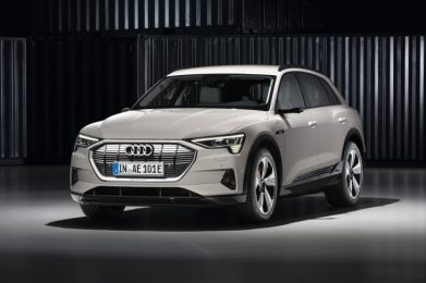Audi's Tesla rival finally revealed: full details on the 2019 all electric e-tron SUV