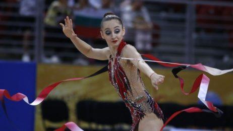 Първи медал за гимнастичките ни от световното