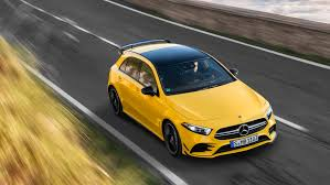 New Mercedes-AMG A35 – better than a VW Golf R and Audi S3?