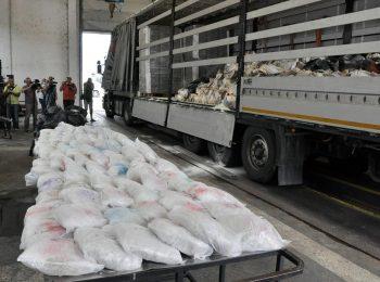 """Голямо количество хероин задържаха на ГКПП """"Капитан Андреево"""""""