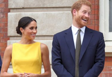 Prince Harry and Meghan are moving house to start their family