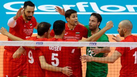 Волейболистите ни излизат за реванш срещу Иран