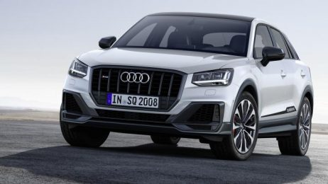 New Audi SQ2 2019 – see why it's the SUV version of the S3 and Golf R