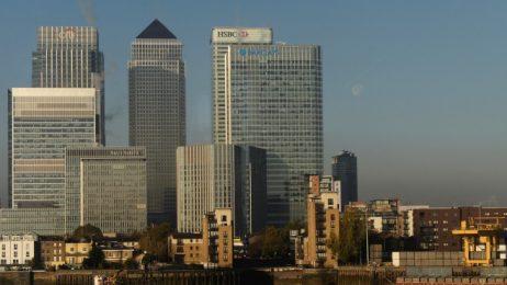 Небостъргач в Canary Wharf в Лондон може да бъде продаден за 1,6 млрд. долара