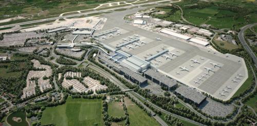 Manchester Airport е готов да инвестира 8 млрд. лв. в Летище София