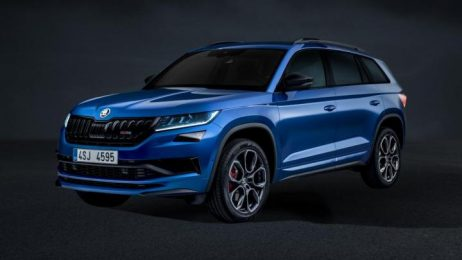 All-new Skoda Kodiaq vRS 2019 – is this performance version of the 7 Seat SUV madness?
