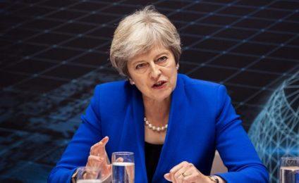 Тереза Мей няма да води консерваторите на следващите избори