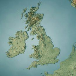 Как е възникнала Великобритания