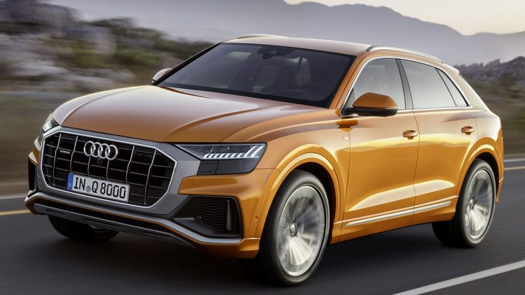 Audi Q8 SUV 2019 in-depth review