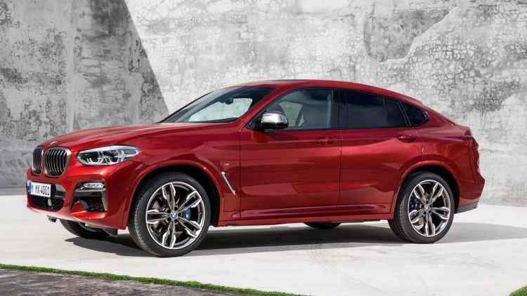 BMW X4 SUV 2019 in-depth review