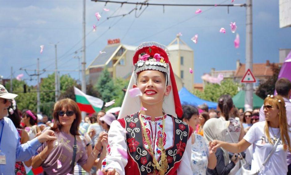 Розите на Казанлък са визата на България към света